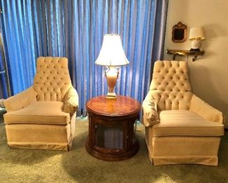 PRESALE NOW 2 Matching Chairs $75 Both. Call / Email me for a scheduled time to come see during PRESALE.