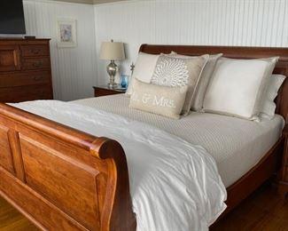 Bob Timberlake Sleigh Bedroom set