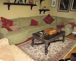 Klaussner Living Room Suite