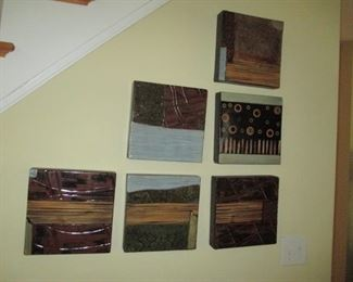 Tons of Accent Wall Decor