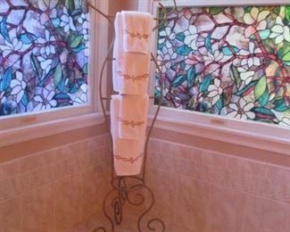 Stylish Towel Holder