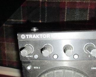 Traktor Control