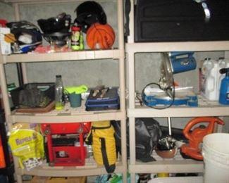 Man Cave Of Tools