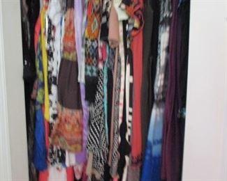 TONS of Designer Clothing & Handbags