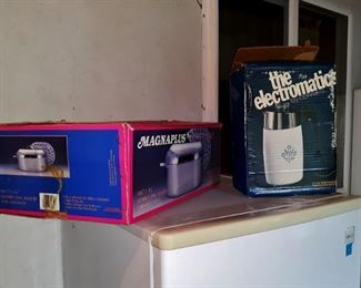 Electric Corning percolator, new in box