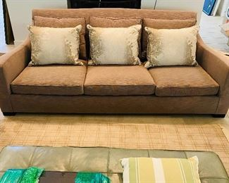 Donghia Custom Upholsteried Sofa