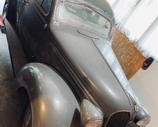 For Sale is thus Beauty - Antique 1937 Plymouth