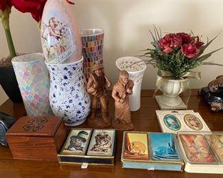 Lovely household decor items
