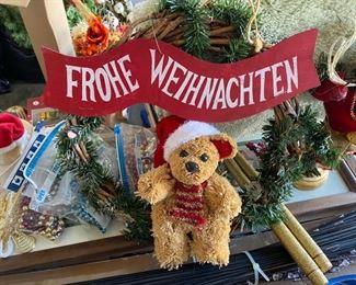Christmas German decor
