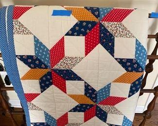 Beautiful antique quilt