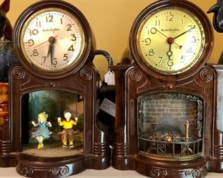 Master Crafters clocks