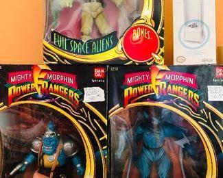 Mighty Morphin Power Rangers bad guys