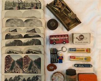 Vintage collectibles!