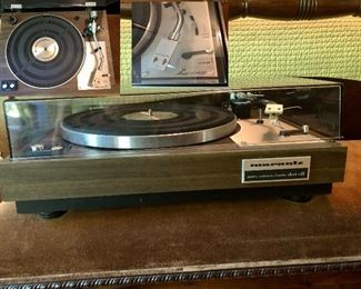 Vintage Marantz Model 6100 Turntable/Record Player