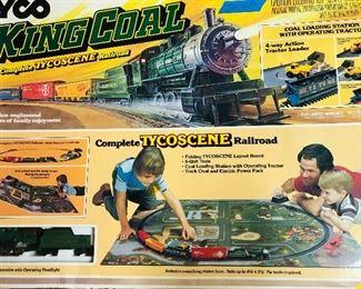 Tyco King Coal Southern Railway electric train