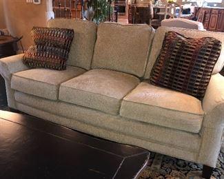 Hancock & Moore sofa (custom)