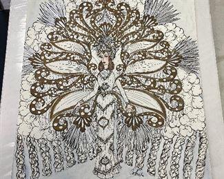 https://www.ebay.com/itm/124737173630HC1002: Original Art Colombo - 1996 Caesar Queen's Costume Sketch New Orleans Mardi Gras Local PickupAuction $0.30