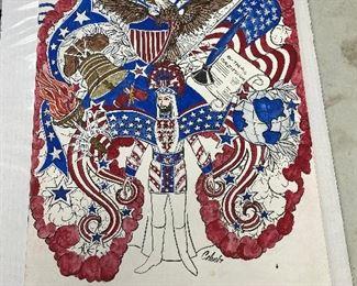 https://www.ebay.com/itm/114820967992HC1003: Original Art Colombo - 1996 Caesar King's Costume Sketch New Orleans Mardi Gras Local PickupAuction $0.30