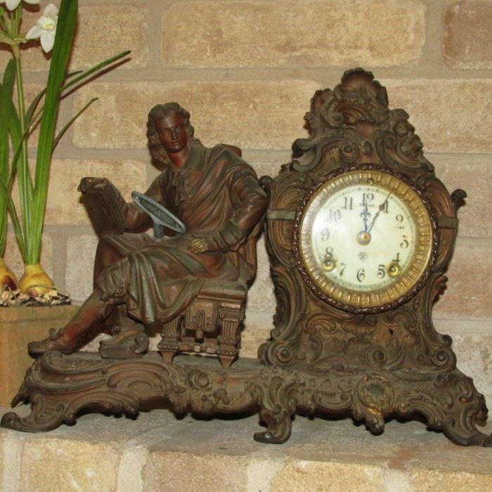 Antique Ansonia Clock