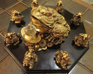 Feng Shui Money Toad