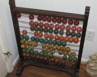 Antique Abacus