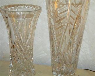 Cristal D'Arques Vase