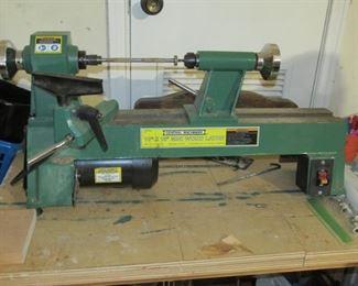 Central Machinery Mini Wood Lathe