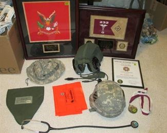 Army Gear and Awards