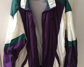 Vintage Nike Windbreaker Jacket 1980's-1990's