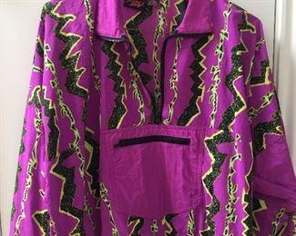 Shell Shock Vintage Jacket 1980's