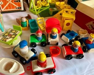 Fisher Price assorted Little People