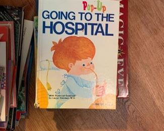 Pop-Up books!