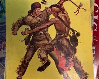 Old Daniel Boone