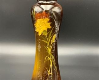 Roseville Rozane Ware Vase Signed W. Myers