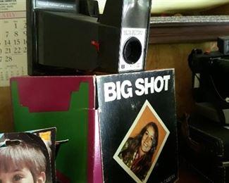 BIG SHOT Instant Camera
