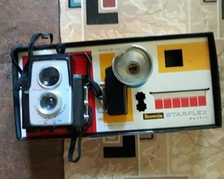 Brownie StarFlex Camera