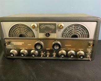 Hallicrafters Radio Receiver