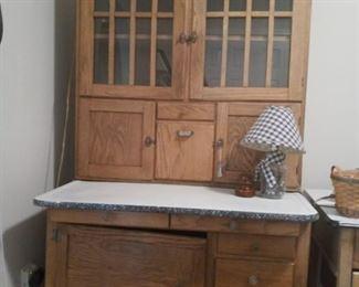 Boone Hoosier Cabinet