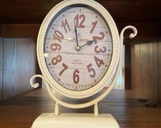 Cape Tour Clock