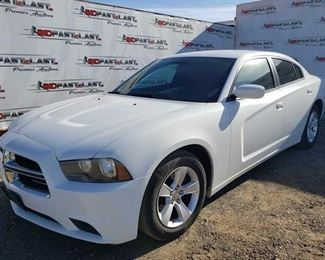 130  2012 Dodge Charger CURRENT SMOG Year: 2012 Make: Dodge Model: Charger Vehicle Type: Passenger Car Mileage: 80,520 Plate:  none Body Type: 4 Door Sedan Trim Level: SE; SXT Drive Line: RWD Engine Type: V6, 3.6L; FFV Fuel Type: Gasoline/E85 Horsepower: Transmission: VIN #: 2C3CDXBG9CH288173 Doc Fee:  $70 Smog:  $60 DMV Registration Fee:  6% of sale price  Features and Notes: California title on hand,  Car No. 1846