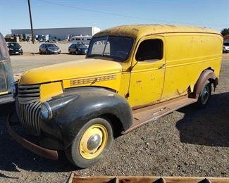 35  Classic Chevrolet Pannel Van Classic Chevrolet Pannel Van