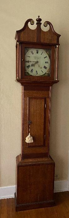 John Lane grandfather clock