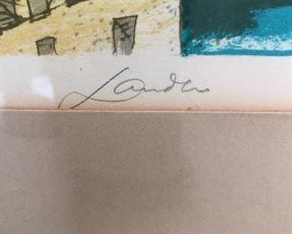 Print Signature