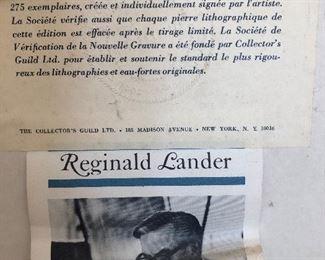 Reginald Lander