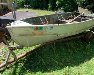 14.5 Small Sailboat