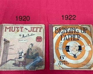 Antique Paperback Books