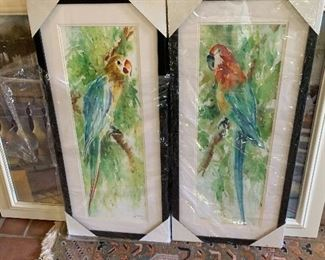 Several Pieces of Art in this Sale