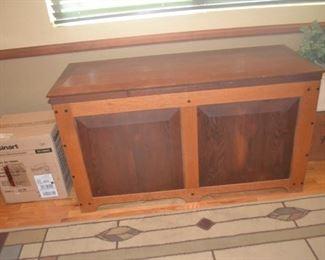 Storage Cabinet/Blanket Chest