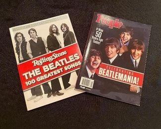 Beatles magazines