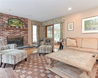 Family Room - Buy the whole set for this beautiful look!